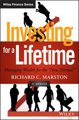 Investing for a Lifetime + Website By Marston, Richard C.