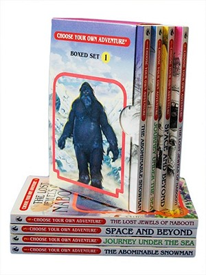 Choose Your Own Adventure Set 1 By Montgomery, R. A.